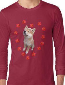 Inu love Long Sleeve T-Shirt