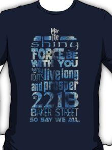 Fandom Motto T-Shirt