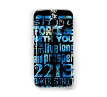 Fandom Motto Samsung Galaxy Case/Skin