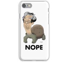 Satoshi Nakamoto Turtle iPhone Case/Skin