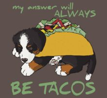 Taco!Donovan by JorieChristine