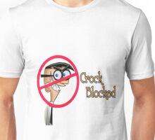Crock Blocked Unisex T-Shirt
