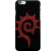 Swirl by Squiggle iPhone Case/Skin