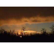 Goodnight Sweet Sun Photographic Print