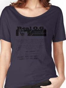 Real O.G. Women's Relaxed Fit T-Shirt