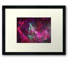 fractal art /sunshine130491 Framed Print