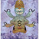 Hindu Sloth by mmyes