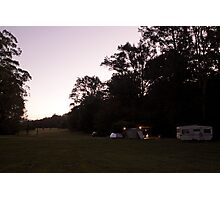 Kangaroo Valley - Sunset view 01 Photographic Print