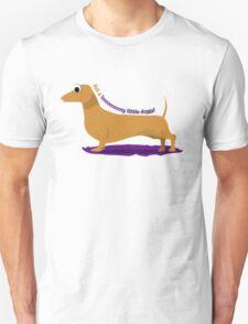 Get along little doggy!  Unisex T-Shirt