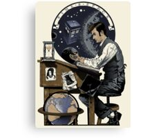 Daydreaming Doctor Canvas Print