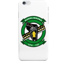VFA-105 Gunslingers iPhone Case/Skin