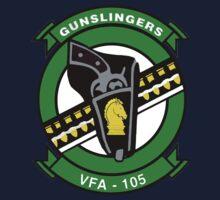 VFA-105 Gunslingers Baby Tee
