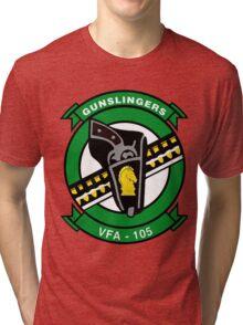VFA-105 Gunslingers Tri-blend T-Shirt