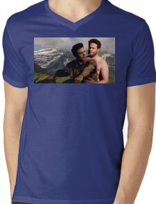 Bound Two - Ode to Falling in Love Mens V-Neck T-Shirt