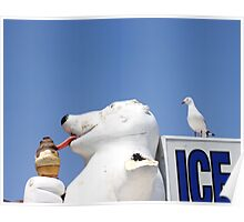 Bondi Ice Poster