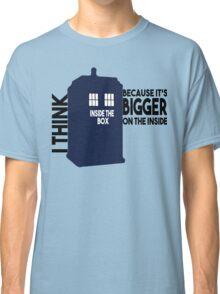 Inside the Box Classic T-Shirt