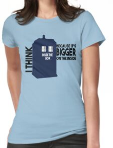 Inside the Box Womens Fitted T-Shirt
