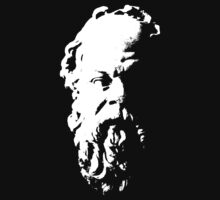 Socrates Face by michaelmas