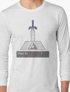 Time to Grow Up 2 Long Sleeve T-Shirt