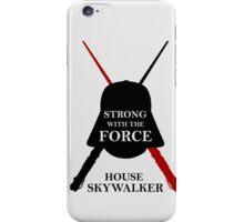 House Skywalker iPhone Case/Skin