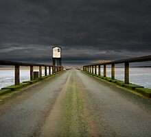 Holy Island Causeway by Stephen Smith