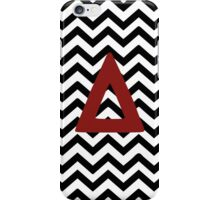 Bastille Triangle // Twin Peaks iPhone Case/Skin
