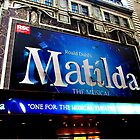 Matilda the Musical by emjorgenson