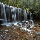 Somersby Falls.1-3-14. by Warren  Patten