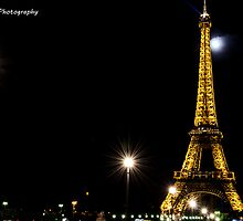 Eifel Tower by sid-mon-lee