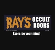 Ray's Occult Books by LittleSister