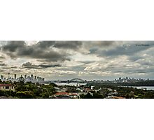 Sydney Panorama Photographic Print