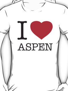 I ♥ ASPEN T-Shirt