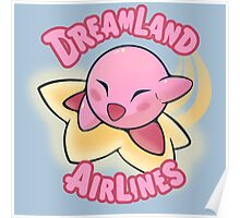 Dreamland Airlines Poster