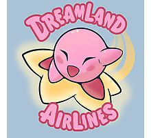Dreamland Airlines Photographic Print
