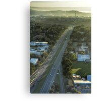 All roads lead to Capital Hill Canvas Print