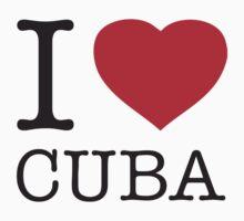 I ♥ CUBA by eyesblau