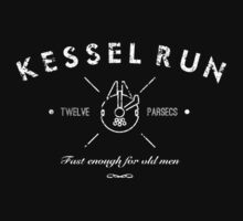 Kessel Run White by Fernsie