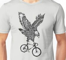Eagle Ride Bicycle Unisex T-Shirt
