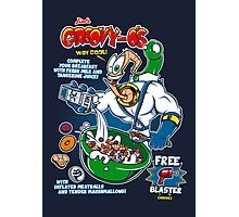 Groovy-Os Cereal Photographic Print