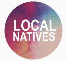 Local Natives by Grace Shefcik