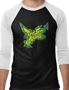 JET SET RADIOOOOOOOOO! Men's Baseball ¾ T-Shirt