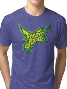 JET SET RADIOOOOOOOOO! Tri-blend T-Shirt