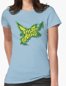 JET SET RADIOOOOOOOOO! Womens Fitted T-Shirt