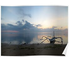 Sanur, Bali 1 Poster