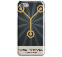 Retro Back To The Future iPhone Case/Skin