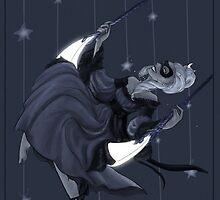 Moonlight Swing by FoolishMortal