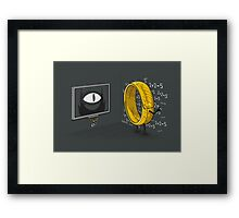 Lord Brother Framed Print