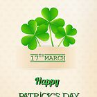 CARD4 FOR St. Patrick's Day  by deviloblivious