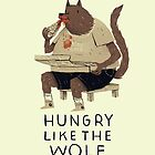 hungry like the wolf by louros