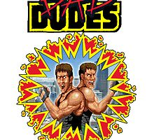 Bad Dudes by JoelCortez